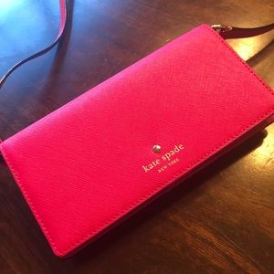 Kate Spade Wallet with shoulder strap